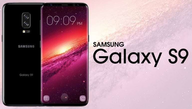 Samsung Galaxy S9 New