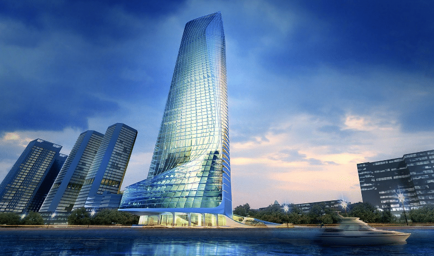 The Nile Tower