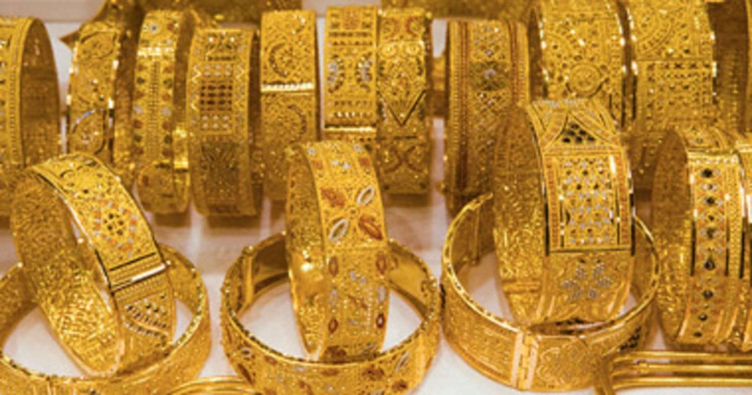Gold Prices Rise Today Because Of The Dollar Rate