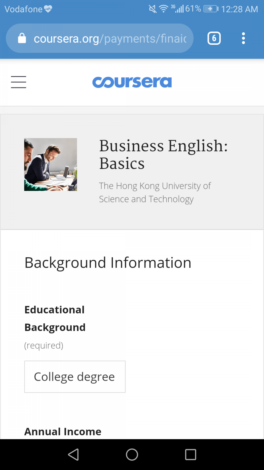 Business English for Non-Native Speakers Specialization